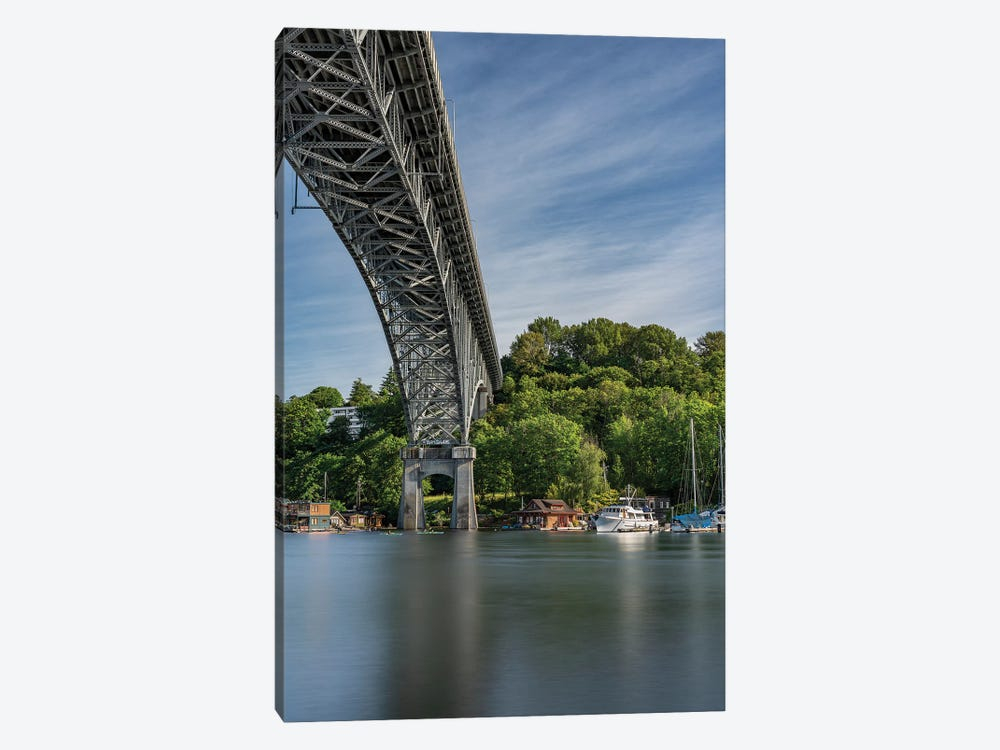 Bridge Over Water by Louis Ruth 1-piece Art Print