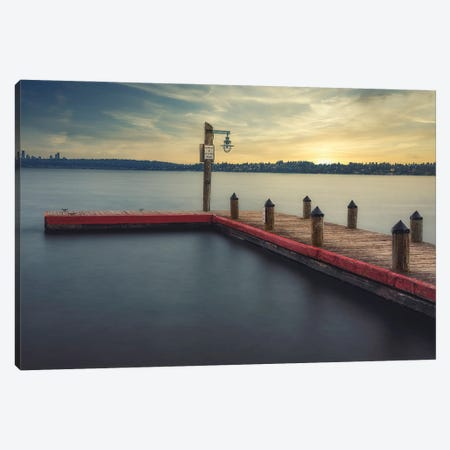 Smooth It Out Canvas Print #LRH168} by Louis Ruth Canvas Wall Art