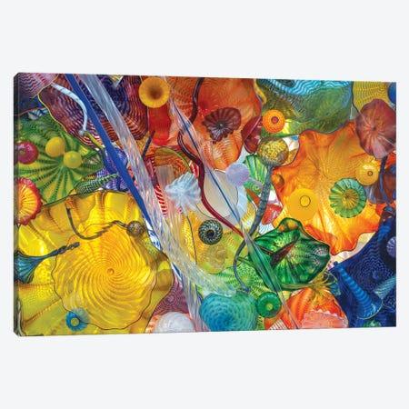 Glass Art Wall I Canvas Print #LRH282} by Louis Ruth Canvas Print