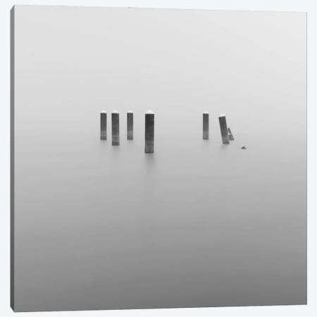 In The Fog Canvas Print #LRH292} by Louis Ruth Canvas Wall Art