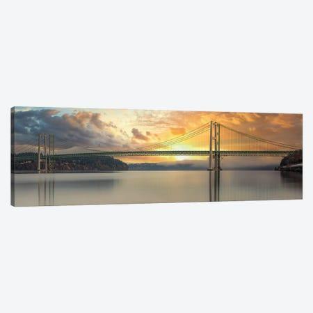 Narrows Bridge Canvas Print #LRH298} by Louis Ruth Canvas Wall Art