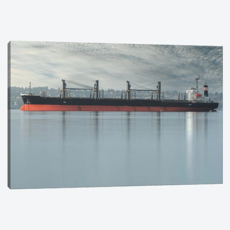 Waiting For My Fill Canvas Print #LRH321} by Louis Ruth Canvas Wall Art