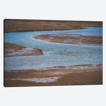 Tides Out Canvas Print #LRH337} by Louis Ruth Canvas Wall Art