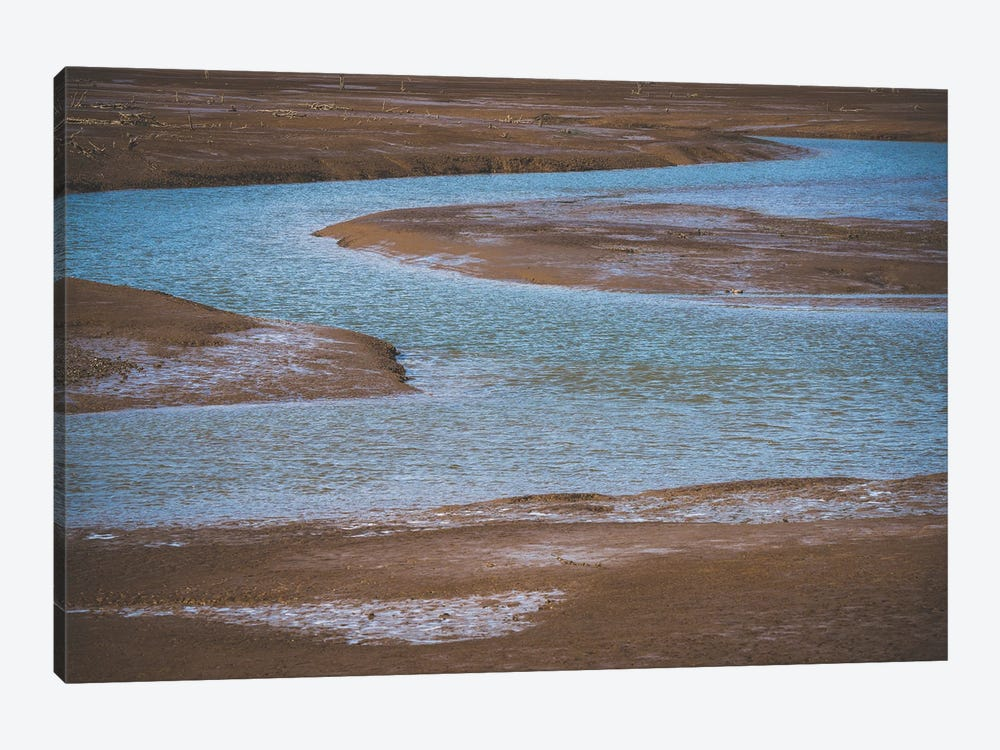 Tides Out by Louis Ruth 1-piece Canvas Artwork