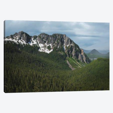 June Snow Stevens Canyon Canvas Print #LRH422} by Louis Ruth Canvas Print