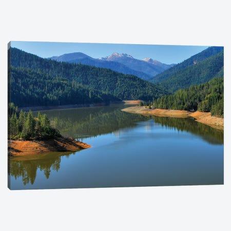 Applegate Dam Canvas Print #LRH7} by Louis Ruth Canvas Art