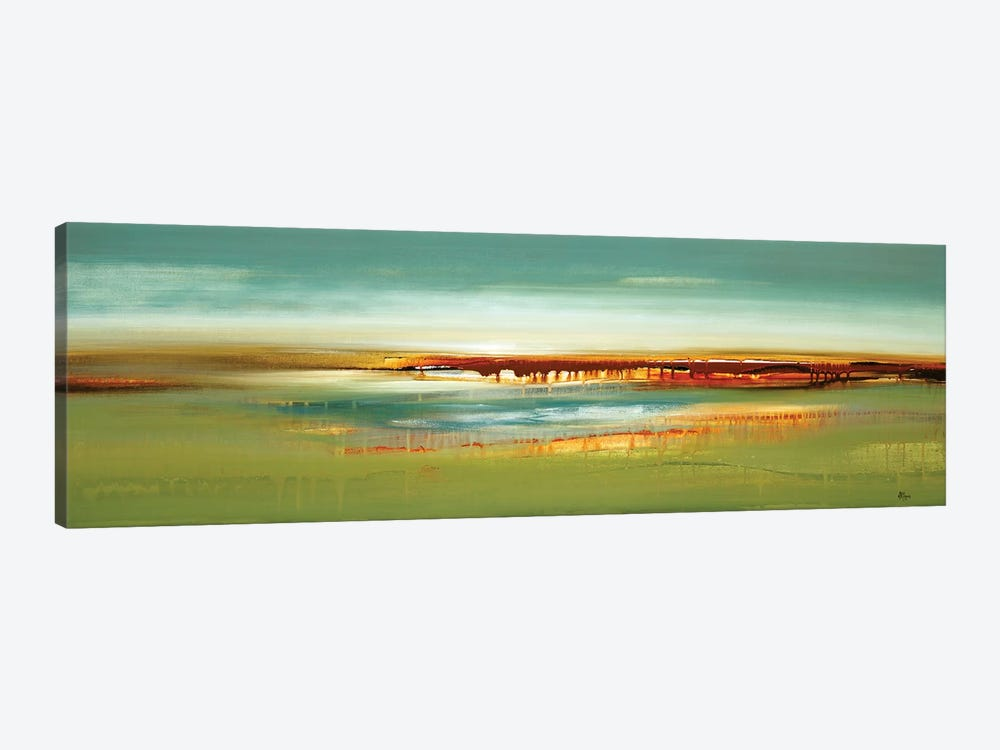 Layers Of Nature by Lisa Ridgers 1-piece Canvas Art