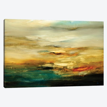 Muted Landscape III Canvas Print #LRI106} by Lisa Ridgers Canvas Art
