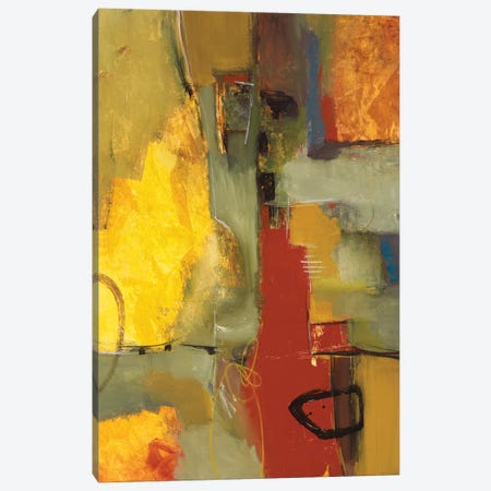 Now We Know 3-Piece Canvas #LRI107} by Lisa Ridgers Canvas Artwork