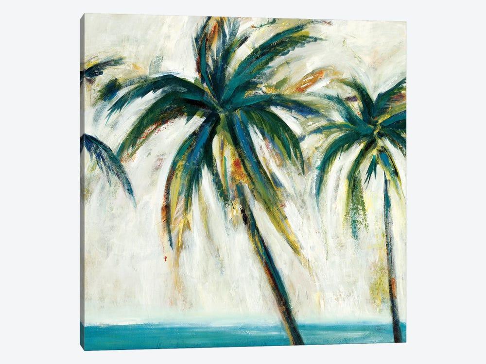 Palms I by Lisa Ridgers 1-piece Canvas Print
