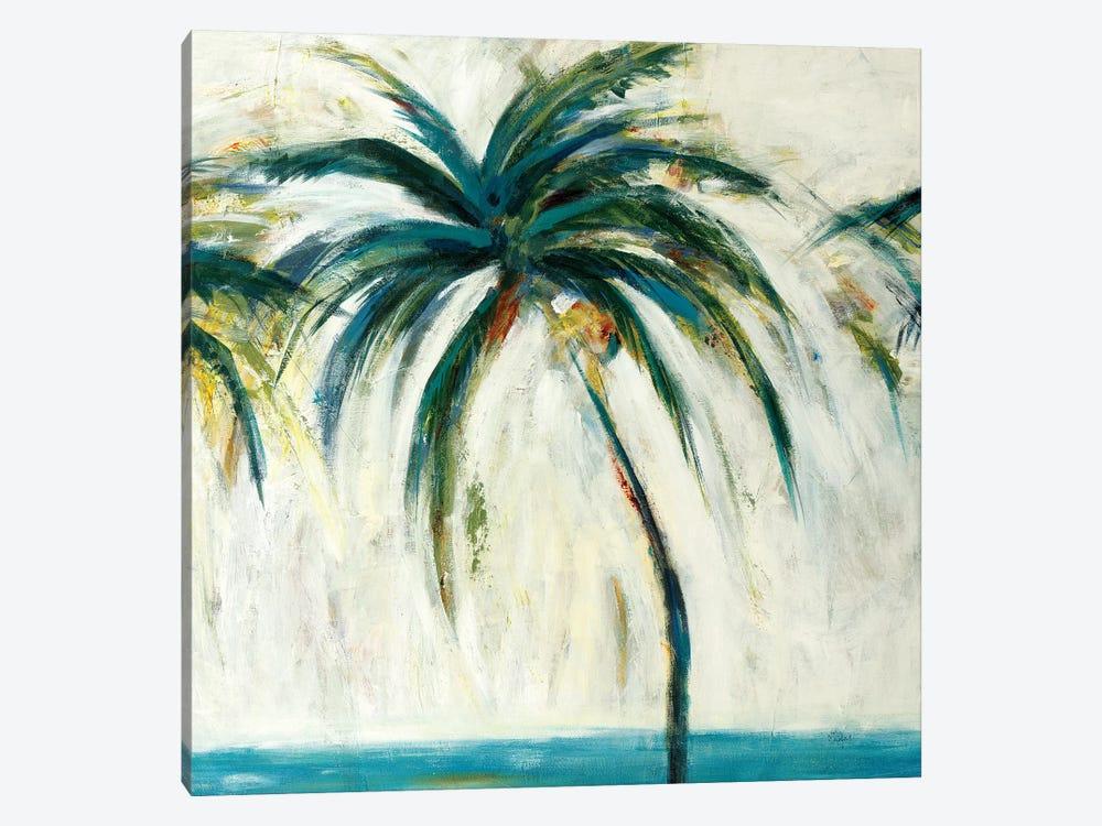 Palms II by Lisa Ridgers 1-piece Canvas Wall Art