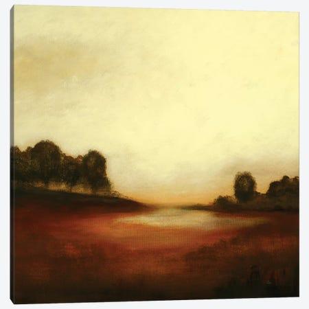 Quiet Times Canvas Print #LRI110} by Lisa Ridgers Canvas Wall Art