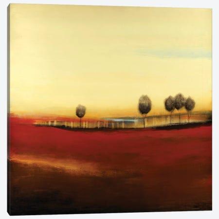 Restful Moments V Canvas Print #LRI111} by Lisa Ridgers Canvas Wall Art