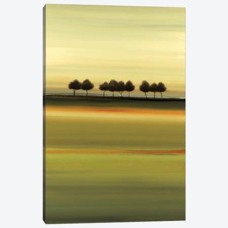 Tree Expressions Canvas Print #LRI119} by Lisa Ridgers Canvas Art