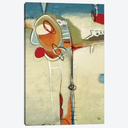 Color Of Life I Canvas Print #LRI11} by Lisa Ridgers Canvas Art