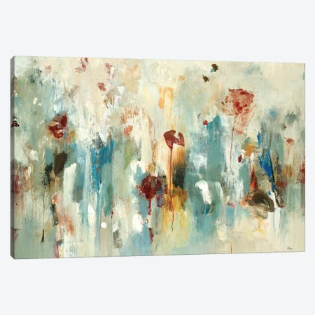 Botanical Muse Canvas Print #LRI122} by Lisa Ridgers Art Print