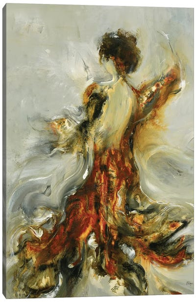 Ole Canvas Art Print