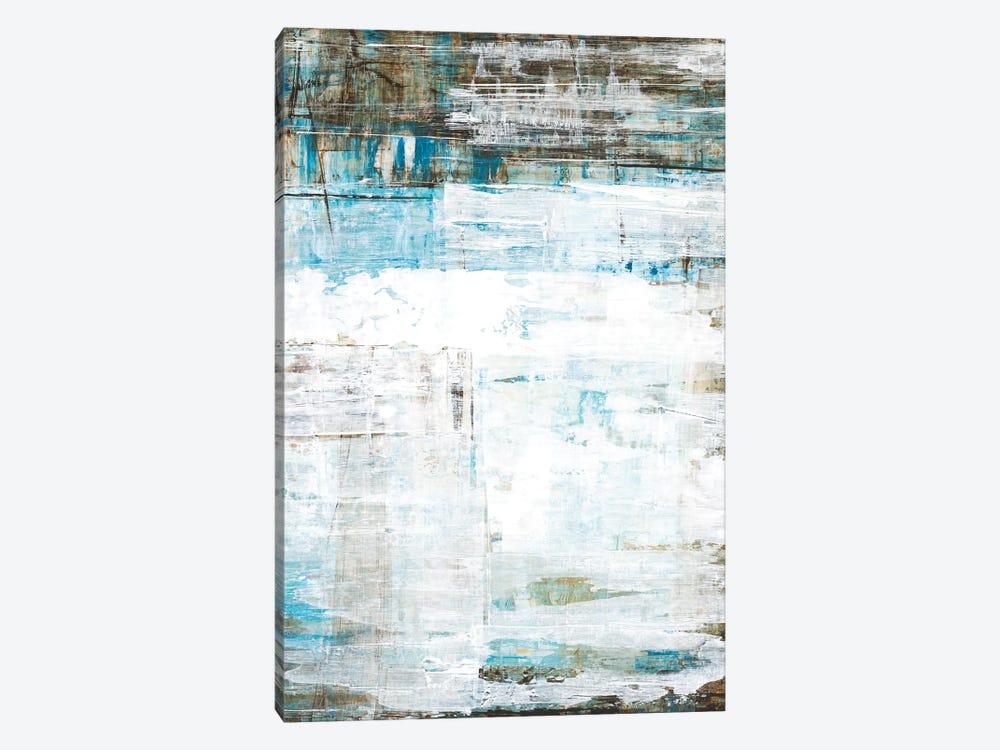Beach Glass by Liz Jardine 1-piece Canvas Print
