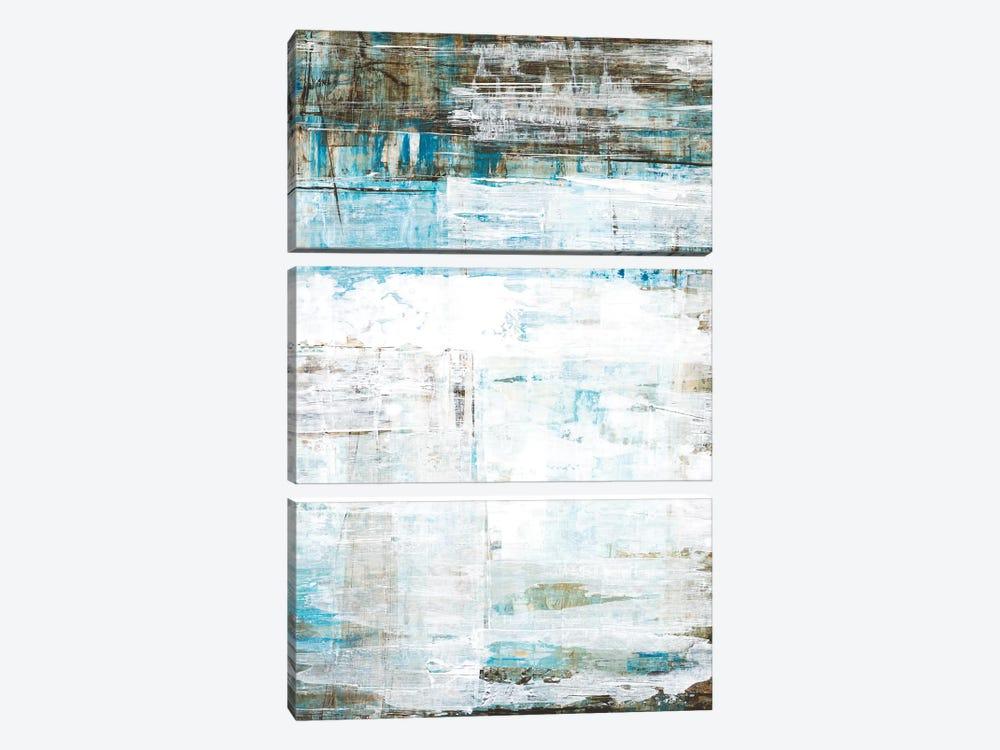 Beach Glass by Liz Jardine 3-piece Art Print