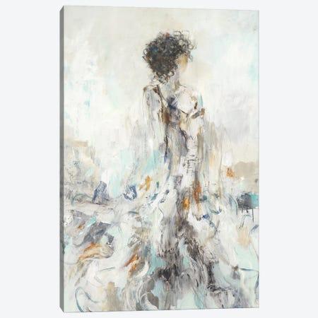 Romantic Reflection I Canvas Print #LRI130} by Lisa Ridgers Canvas Artwork