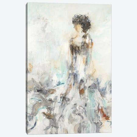 Romantic Reflection II Canvas Print #LRI131} by Lisa Ridgers Canvas Artwork