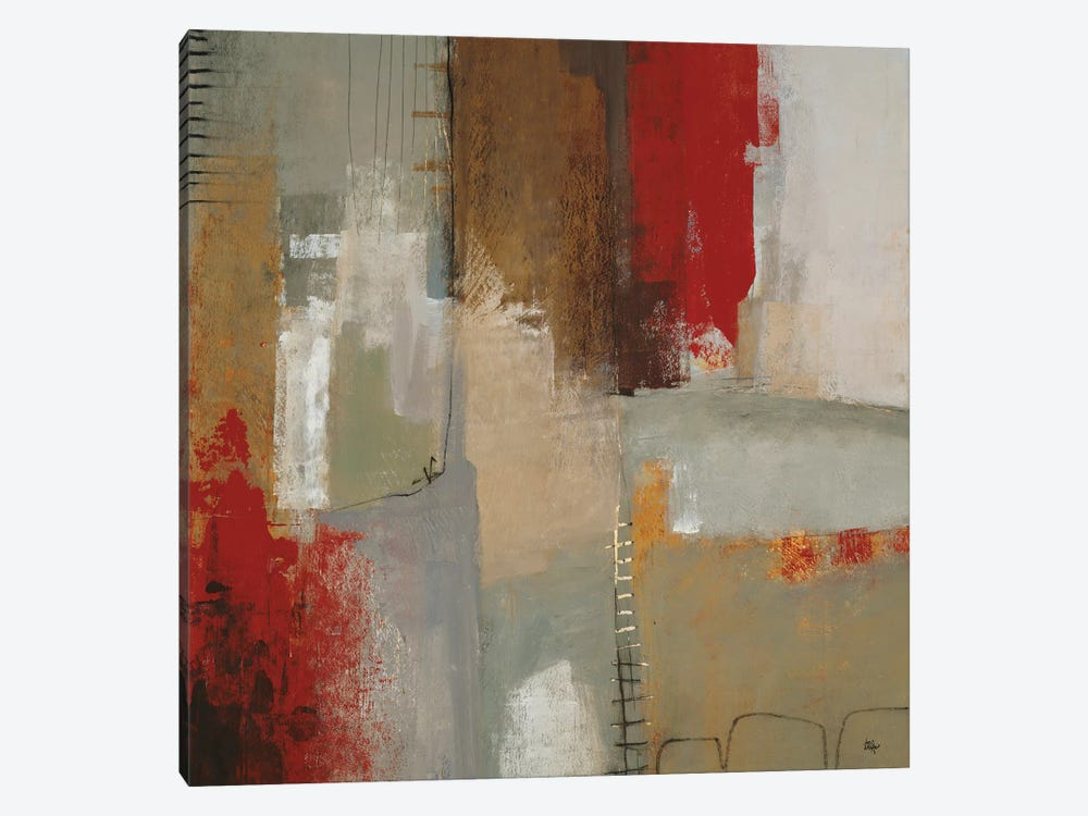 Color Of Play by Lisa Ridgers 1-piece Canvas Artwork
