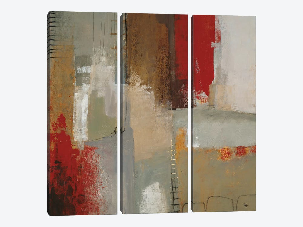 Color Of Play by Lisa Ridgers 3-piece Canvas Art