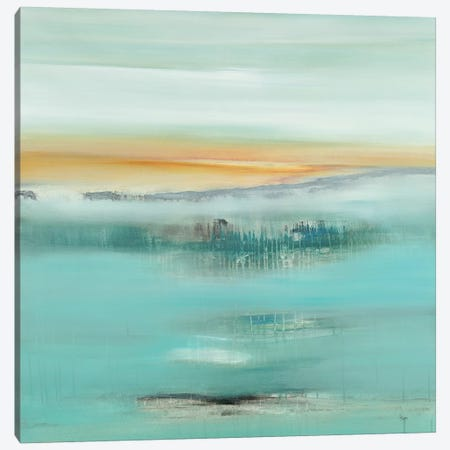 Misted Moments III 3-Piece Canvas #LRI144} by Lisa Ridgers Canvas Art