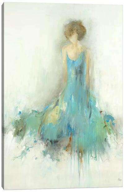 Reflection on You Canvas Art Print