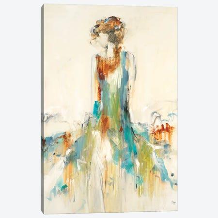 Rusted Beauty Canvas Print #LRI151} by Lisa Ridgers Canvas Artwork
