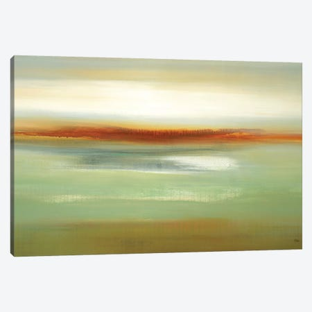 Verde Vision Canvas Print #LRI156} by Lisa Ridgers Canvas Print