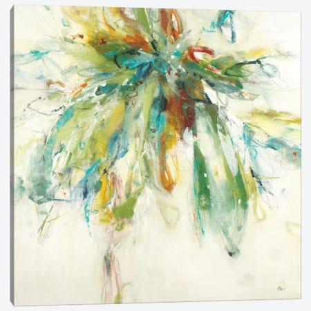 Color Splash Canvas Print #LRI160} by Lisa Ridgers Canvas Art Print