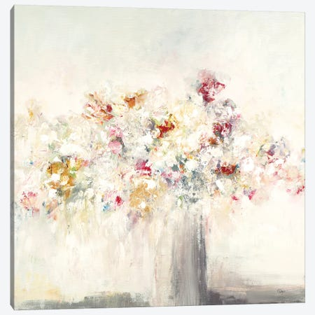Delicate Display Canvas Print #LRI161} by Lisa Ridgers Canvas Print