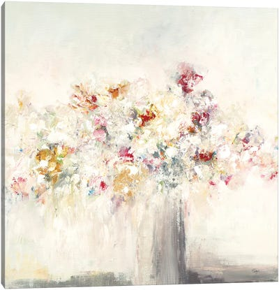 Delicate Display Canvas Art Print