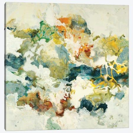 Inter-Flow III Canvas Print #LRI169} by Lisa Ridgers Canvas Print