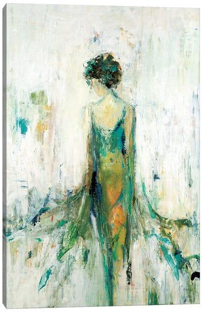 Romantic Flow Canvas Art Print