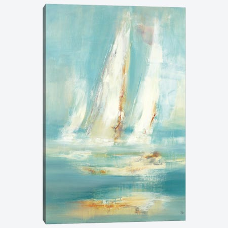 Sail With Me Canvas Print #LRI177} by Lisa Ridgers Canvas Art Print