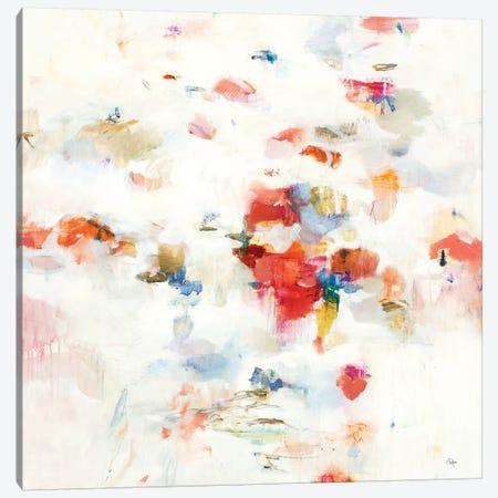Soaking It In Canvas Print #LRI180} by Lisa Ridgers Art Print
