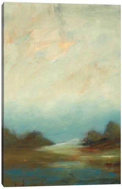 Contemporary Vista II Canvas Art Print