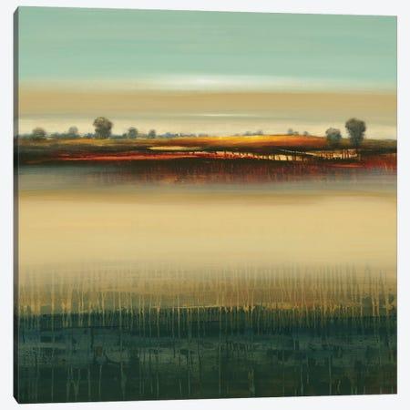Distant Fields Canvas Print #LRI190} by Lisa Ridgers Canvas Artwork