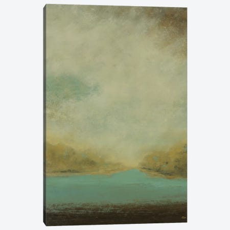 Muted Landscapes II Canvas Print #LRI192} by Lisa Ridgers Canvas Wall Art