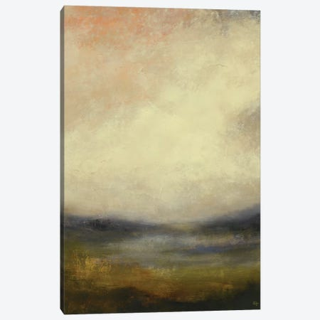 Muted Views V Canvas Print #LRI193} by Lisa Ridgers Canvas Artwork