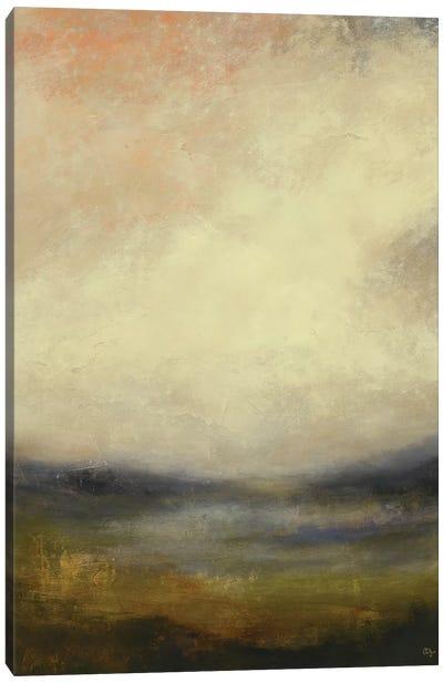 Muted Views V Canvas Art Print