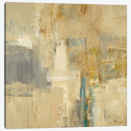 Rendezvous 3-Piece Canvas #LRI198} by Lisa Ridgers Canvas Artwork