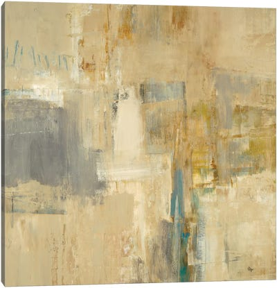Rendezvous Canvas Art Print
