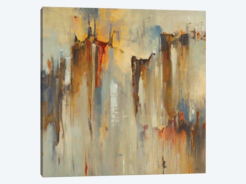 Urban Beat II by Lisa Ridgers 1-piece Canvas Wall Art