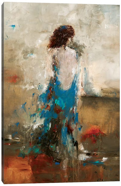 Elegant Moment Canvas Art Print
