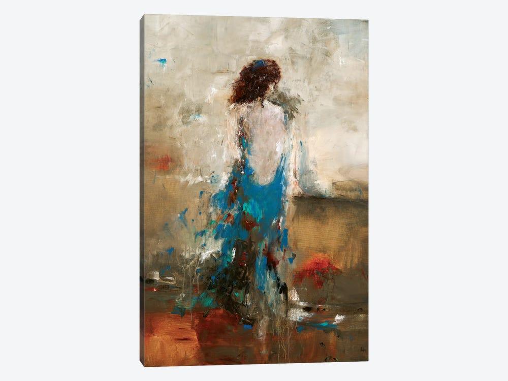 Elegant Moment by Lisa Ridgers 1-piece Canvas Art Print