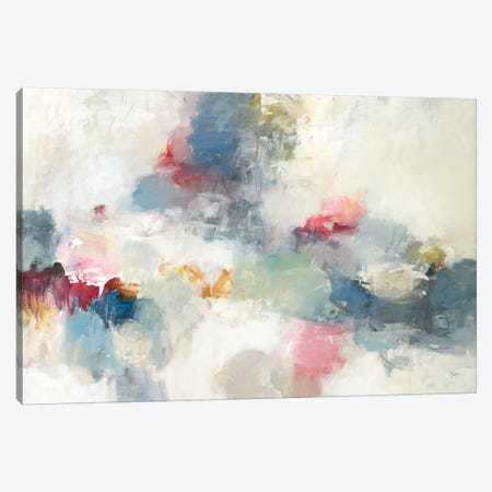 Expressions Of Today Canvas Print #LRI27} by Lisa Ridgers Canvas Wall Art