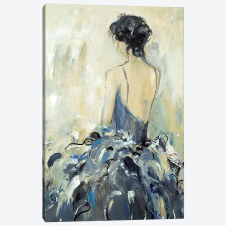 Fond Reflections Canvas Print #LRI31} by Lisa Ridgers Canvas Artwork